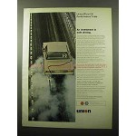 1969 Union / Pure Oil Ad - Investment in Safe Driving