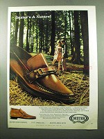 1969 Dexter No. 61-510 and 61-511 Shoes Ad - A Natural