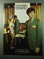 1969 Sears Luxurata Suits Ad - Great Suit Collectors