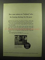 1969 Warner & Swasey Field Engineeers Ad - Unions