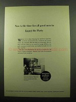 1969 Warner & Swasey Electronic Position Readout Ad - Good Men