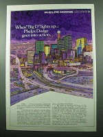 1969 Phelps Dodge Copper, Alluminum & Alloy Ad - Dallas