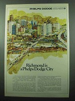 1969 Phelps Dodge Copper & Alluminum Ad - Richmond