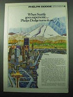 1969 Phelps Dodge Copper & Alluminum Ad - Seattle