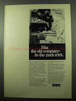 1969 Digital Computerpacks Ad - Computer-in-the-Pack