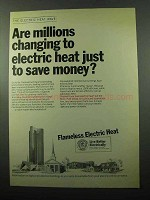 1969 Edison Electric Institute Ad - Millions Changing