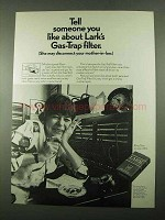1969 Lark Cigarettes Ad - Someone You Like