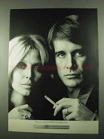 1969 L&M Cigarettes Ad - There Is For The Two Of You