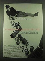1969 Bronica S2 and C Cameras Ad - Jack Bought