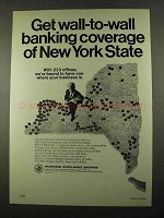 1969 Marine Midland Banks Ad - With 223 Offices