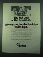 1969 Rohr Corporation Ad - The Hot End of the Business