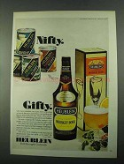 1969 Heublein Whiskey Sour Cocktail Ad - Nifty Gifty