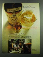 1969 Seagram's V.O. Canadian Whisky Ad - Introduction