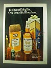 1969 Old Crow Bourbon Ad - Two Beautiful Gifts