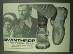 1969 Winthrop Shoes Ad - The Hopper Boot