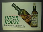 1969 Inver House Scotch Ad