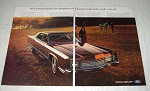 1970 Lincoln Continental Ad - First Altogether New