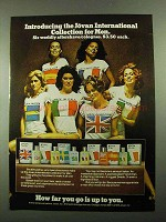 1976 Jovan International Collection for Men Cologne Ad