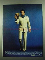 1976 Lee Down-Under Jacket and Slacks Ad