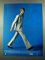 1976 Lee Set Jean Separates Ad