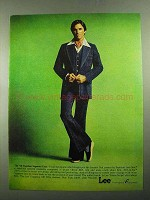 1976 Lee Separate Lees Suit Ad