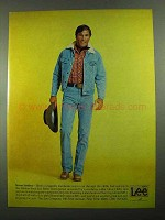 1976 Lee Storm Jacket and Jeans Ad - Storm Striders
