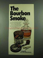 1976 Borkum Riff Tobacco Ad - The Bourbon Smoke
