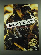 1994 U.S. Army Reserve Ad - Bank Teller