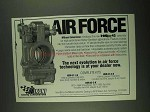 1994 Mikuni HSR 42 Carburetor Ad - Air Force