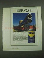 1994 WD-40 Oil Ad - Use #289