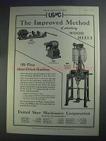 1927 USMC Ad - Last Drilling Machine; Screw Remover