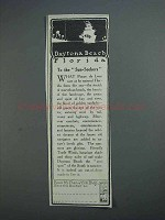 1927 Daytona Beach Florida Ad - To the Sun-Seekers