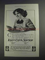 1912 Karo Corn Syrup Ad - Candy-Making is Great Fun