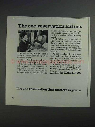 reservation airline