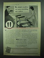 1931 Ditto Copier Ad - Didn't Realize We Were Rewriting