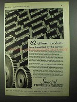 1931 Pneumatic Scale Special Production Machines Ad