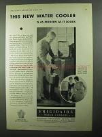 1931 Frigidaire Water Cooler Ad - Modern as it Looks
