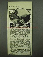 1925 Denver Chamber of Commerce Ad
