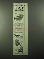 1921 Royal Easy Chair Ad - 0360, Special No. 3, 803-Q