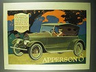 1918 Apperson 8 Car Ad