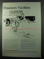 1970 Naval Laboratories of the East Coast Ad - Freedom