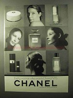 1970 Chanel No. 5 Perfume Ad - Every Woman Alive Wants