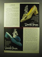 1970 Daniel Green Boutique and Mia Shoes Ad