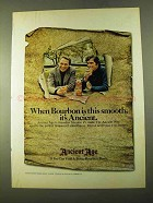 1970 Ancient Age Bourbon Ad - This Smooth