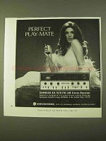 1970 Kenwood KR-7070 FM/AM Stereo Receiver Ad