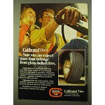 1970 General Tire Ad - Expect More Than Mileage