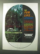 1971 Mobile Scout Trailer Ad - The Fun Life