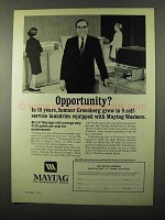 1971 Maytag Washers Ad - Opportunity?