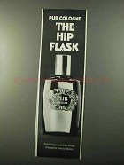 1971 Pub Cologne Ad - The Hip Flask