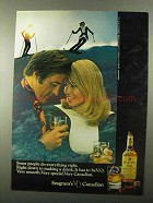 1971 Seagram's V.O. Canadian Whisky Ad - Some People